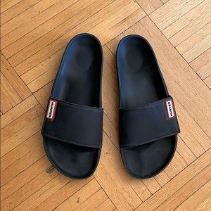 Hunter Shoes - Hunter Slides